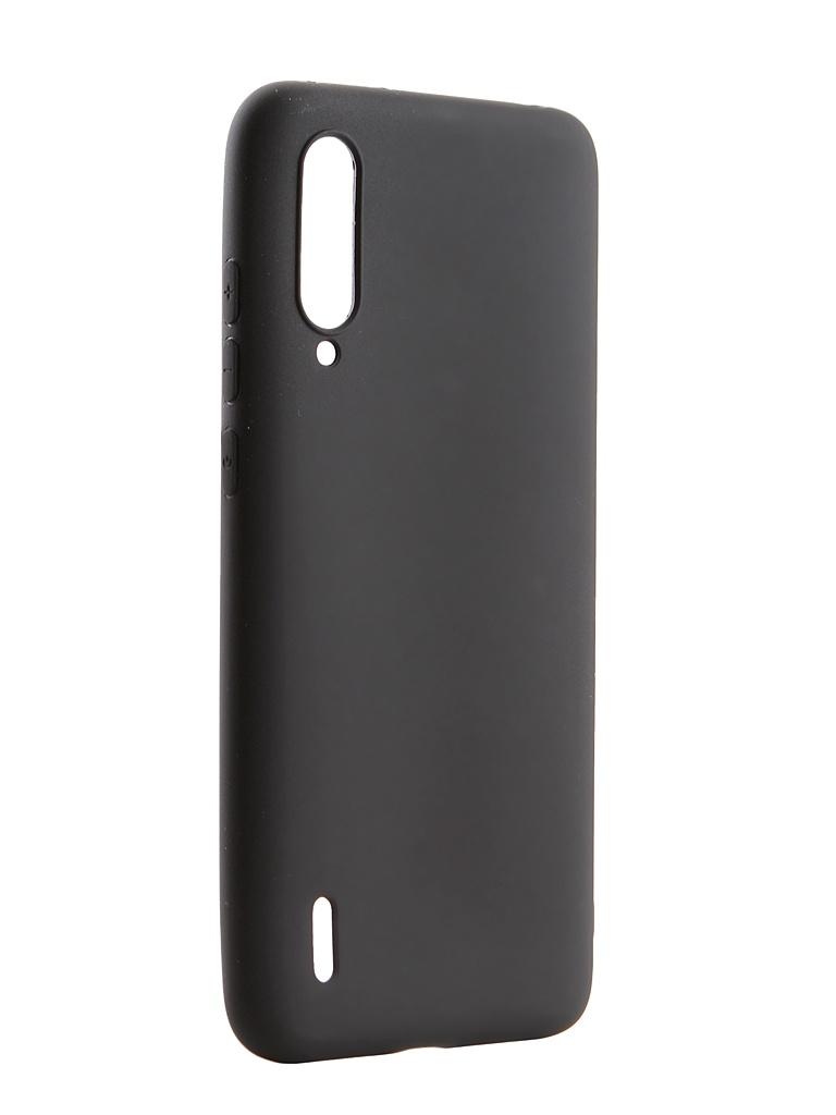 Чехол Pero для Xiaomi Mi A3 Lite Soft Touch Black CC01-MiA3LB