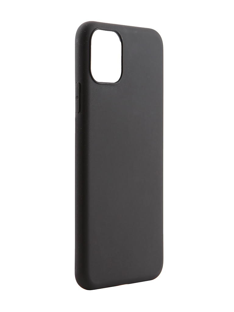Чехол Pero для APPLE iPhone 11 Pro Max Soft Touch Black CC01-I6519B чехол pero для apple iphone 11 pro max soft touch red cc01 i6519r