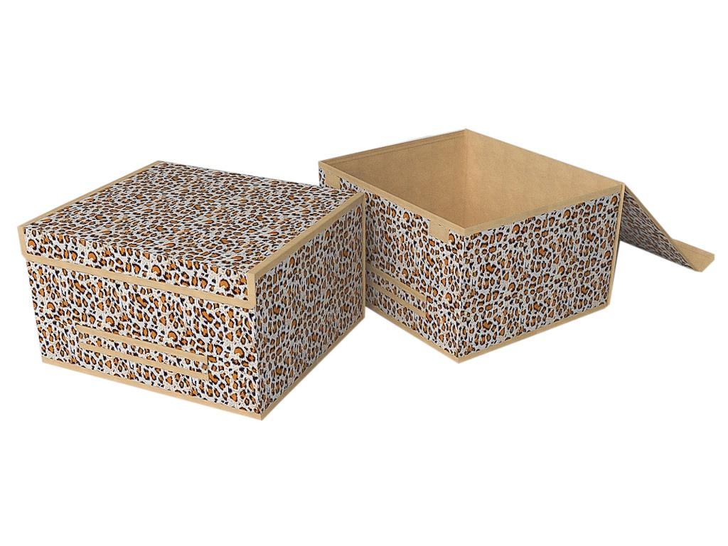 Аксессуар Короб для хранения Cofret Жесткий 35х30х20cm 542