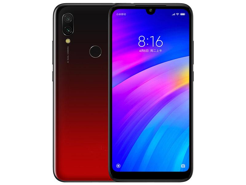 Сотовый телефон Xiaomi Redmi 7 3/32GB Red цены онлайн