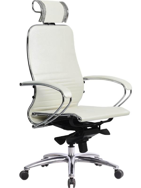 Компьютерное кресло Метта Samurai K-2.02 White