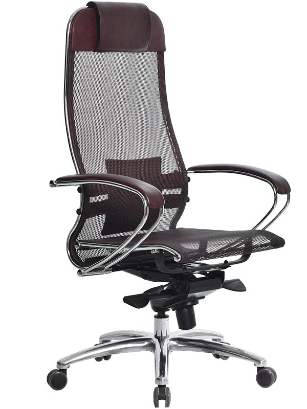 Компьютерное кресло Метта Samurai S-1.03 Dark Bordo