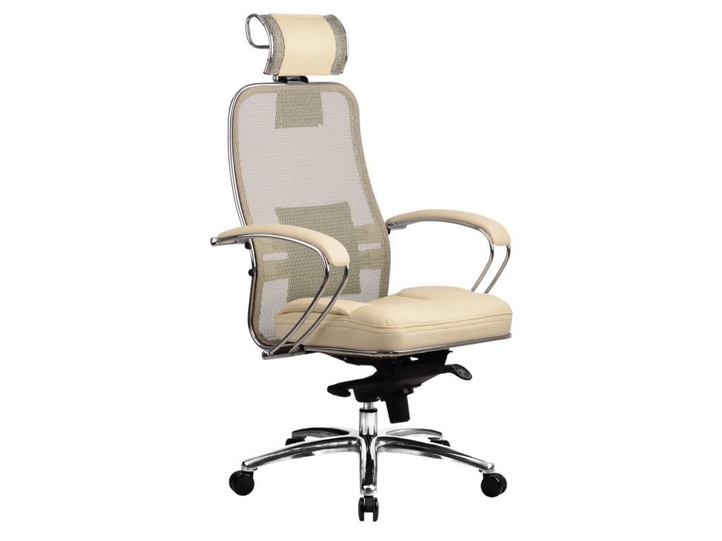 Компьютерное кресло Метта Samurai SL-2.02 Beige