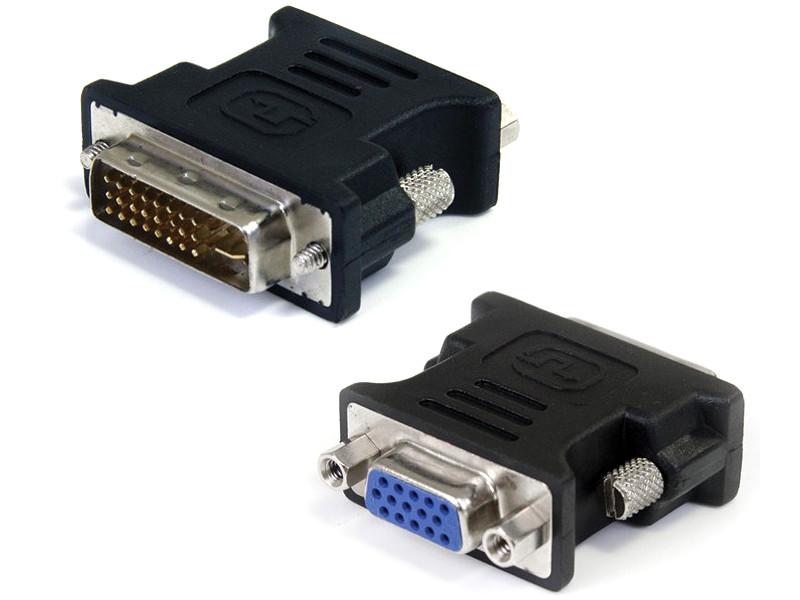 Аксессуар Orient DVI-I M to VGA 15F C393 / C393N Black цена и фото