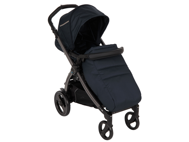 Коляска Peg-Perego Book Plus Pop Up Class Navy GL000902399