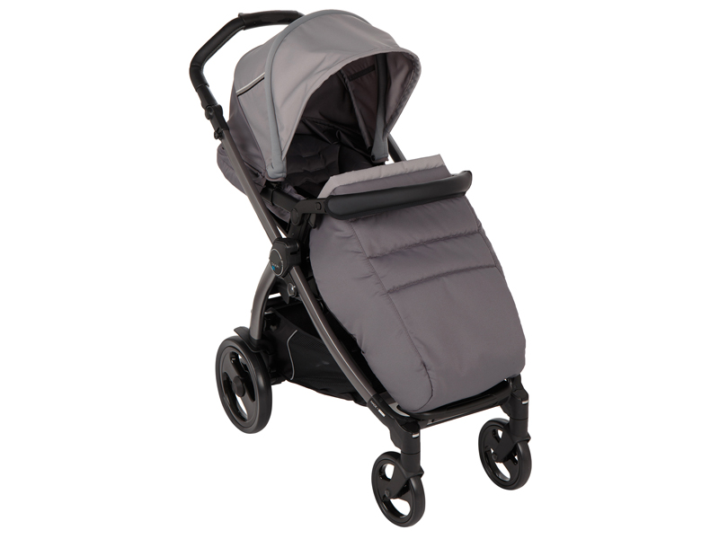 Коляска Peg-Perego Book Plus Pop Up Class Grey GL000902402