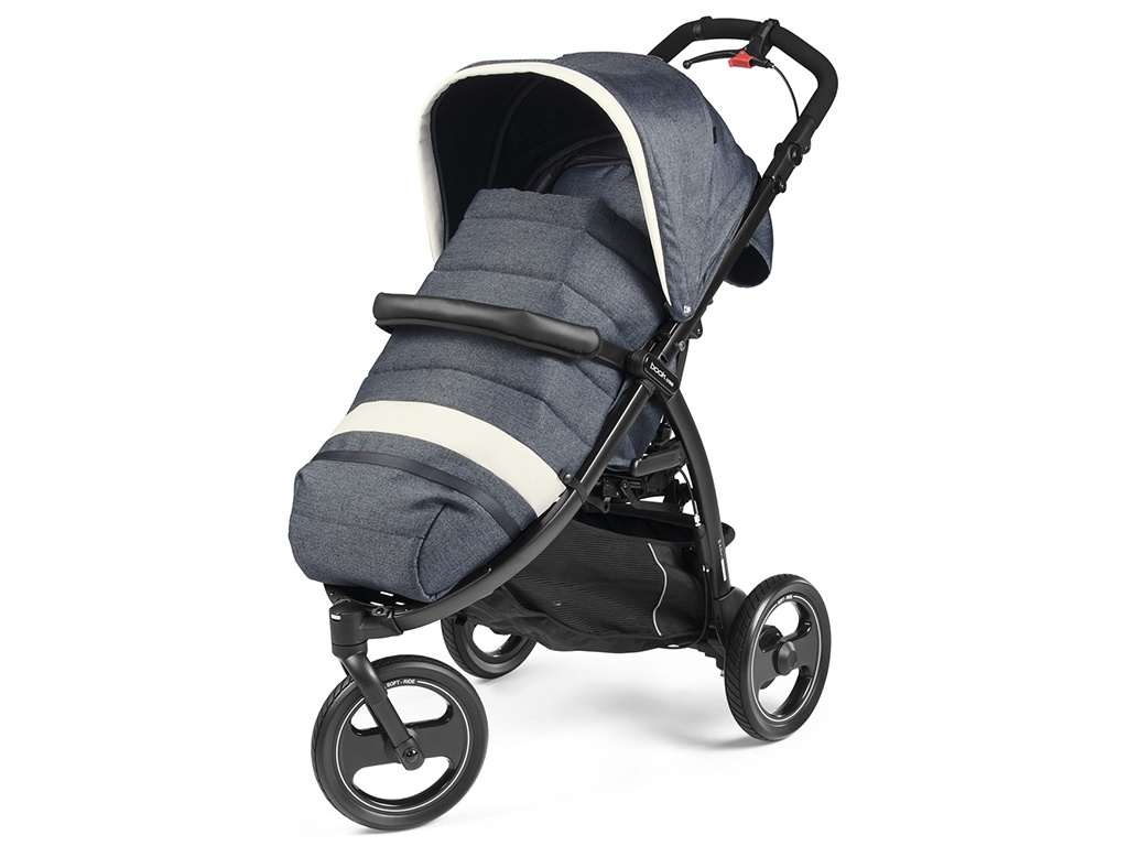 Коляска Peg-Perego Book Cross Completo Luxe Mirage