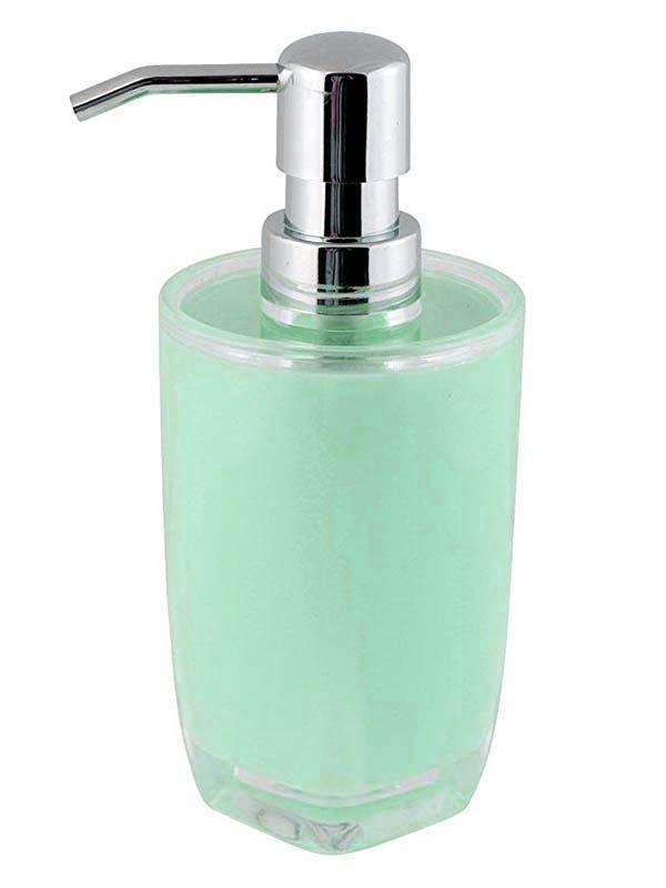 Дозатор Axentia Graz 250ml Pastel Green для жидкого мыла 128352