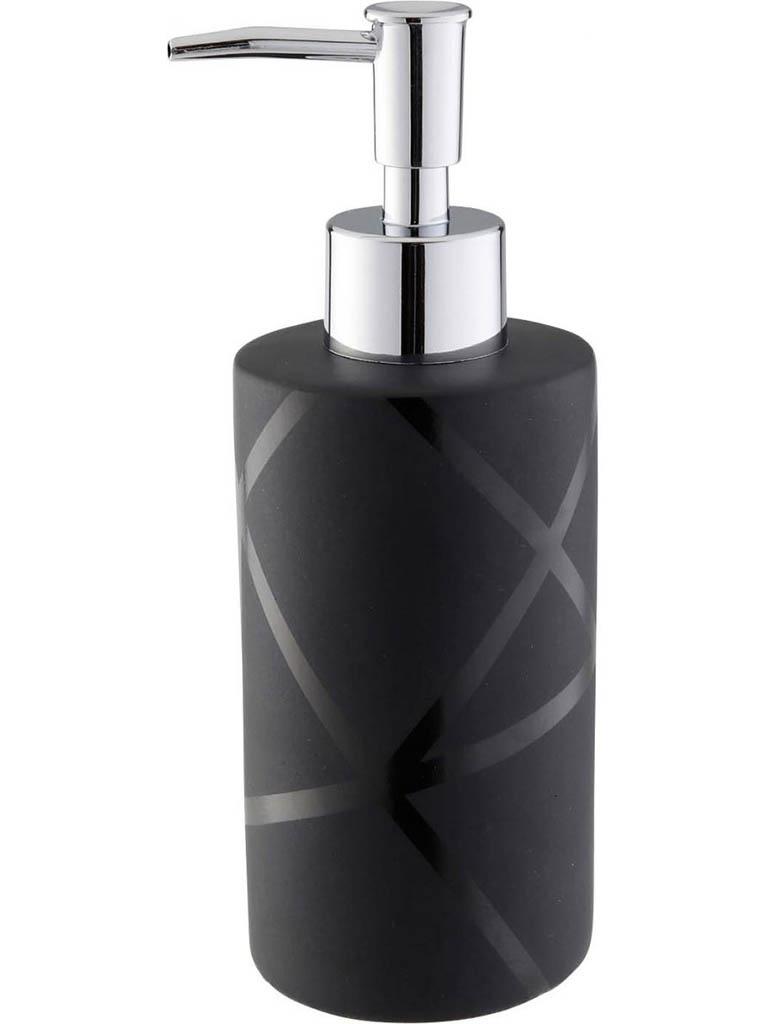 Дозатор Axentia Nero 300ml для жидкого мыла 131056
