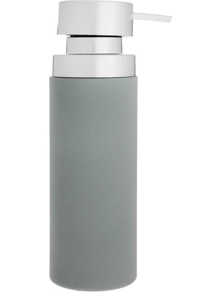 Дозатор Axentia Lena 350ml Anthracite для жидкого мыла 126780