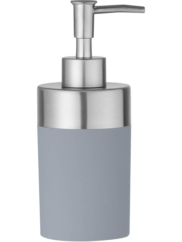 Дозатор Axentia Lena 300ml Anthracite для жидкого мыла 122372
