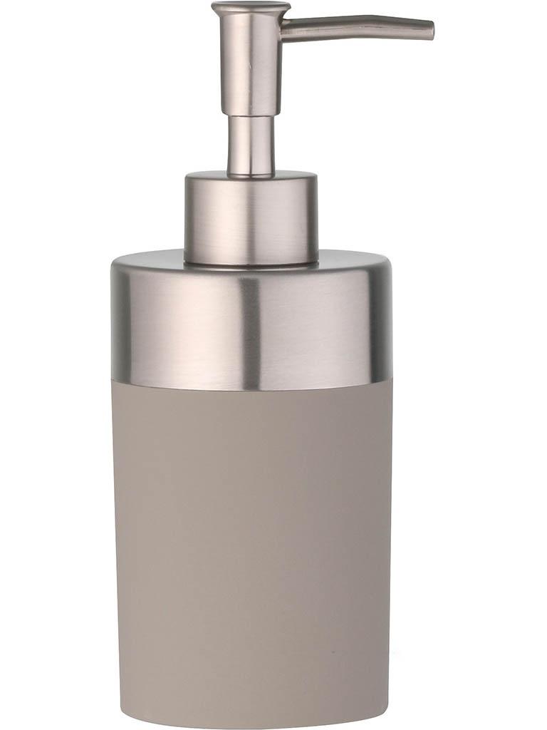 Дозатор Axentia Lena 300ml Grey для жидкого мыла 126788