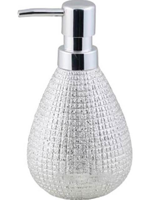 Дозатор Axentia Pisa 370ml для жидкого мыла 129152