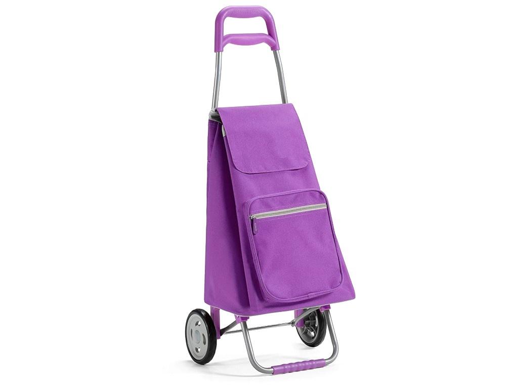 Сумка-тележка Gimi Argo Violet 155155004