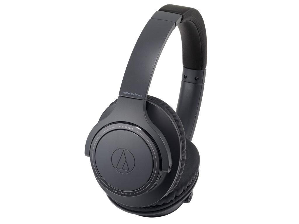 Наушники Audio-Technica ATH-SR30BT Black