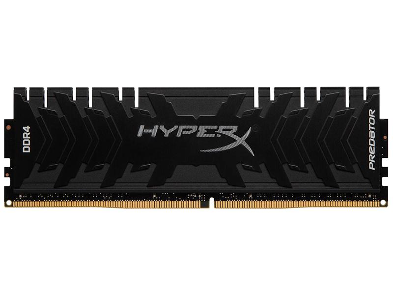 Модуль памяти Kingston Predator DDR4 DIMM 3200MHz PC4-25600 CL16 - 16Gb HX432C16PB3/16