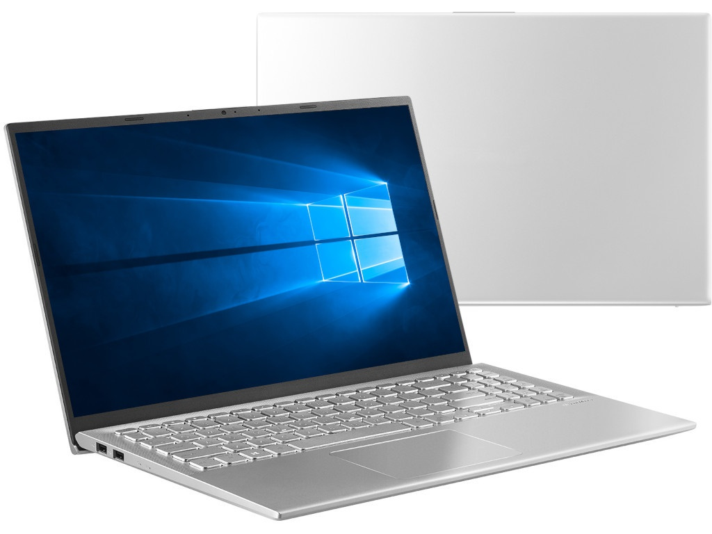 Ноутбук ASUS X512DA 90NB0LZ2-M05810 (AMD Ryzen R5 3500U 2.1GHz/4096Mb/256Gb SSD/AMD Radeon Vega 8/15.6/1920x1080/Windows 10 64-bit)