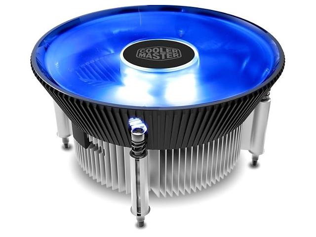 Кулер Cooler Master Standard i70C RR-I70C-20PK-R1 (LGA1156,LGA1155,LGA1151,LGA1150)