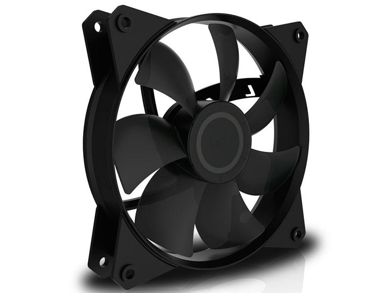 Вентилятор Cooler Master MasterFan MF120L 120x120mm Non LED R4-C1DS-12FK-R1 колготки allure vista 20 цвет glase бронза размер 4