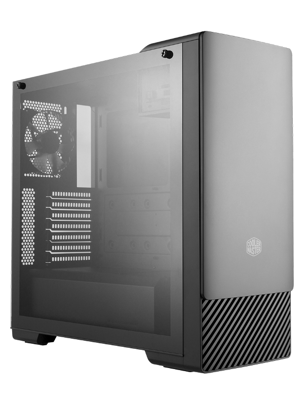 Корпус Cooler Master MasterBox E500 with ODD MCB-E500-KG5N-S00