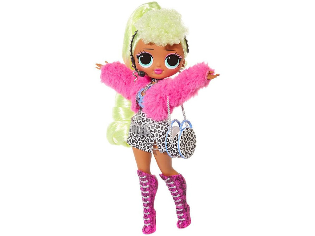 цена Кукла LOL OMG 560562 онлайн в 2017 году