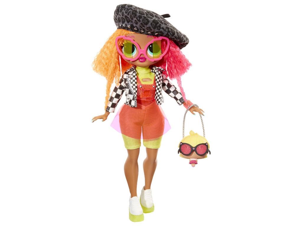 цена Кукла LOL OMG 560579 онлайн в 2017 году