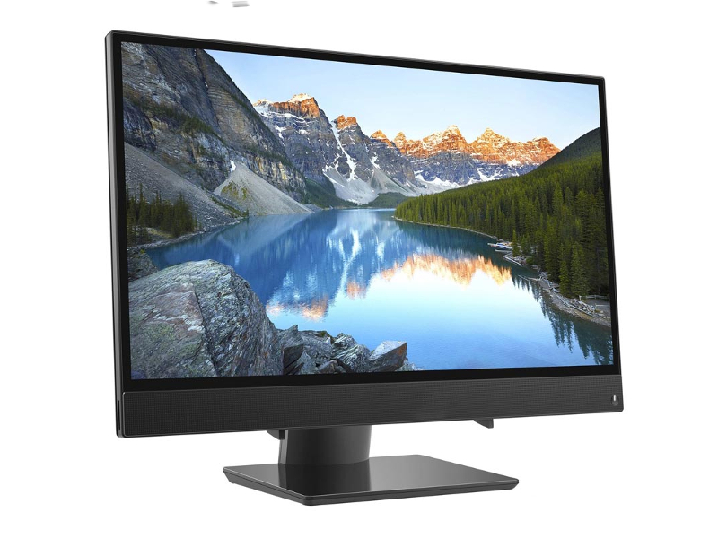 Моноблок Dell Inspiron 3480 3480-7904 (Intel Core i3-8145U 2.1GHz/4096Mb/1000Gb/nVidia GeForce MX110 2048Mb/Wi-Fi/Bluetooth/23.8/1920x1080/Linux Ubuntu)