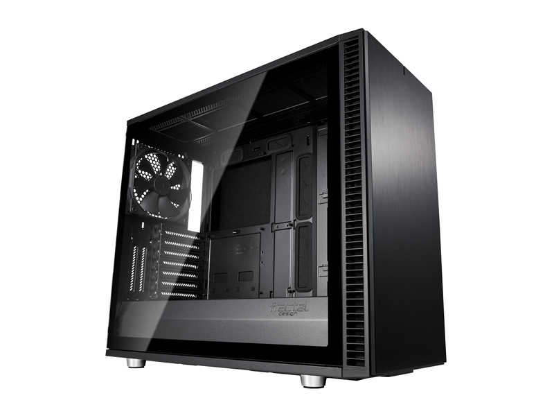 Корпус Fractal Design Define S2 Tempered Glass FD-CA-DEF-S2-BKO-TGL