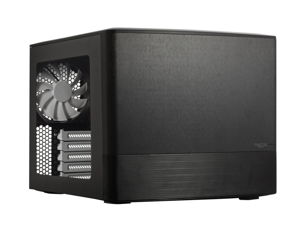 Корпус Fractal Design Node 804 FD-CA-NODE-804-BL-W