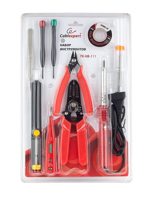 Набор инструментов Gembird Cablexpert TK-HB-111