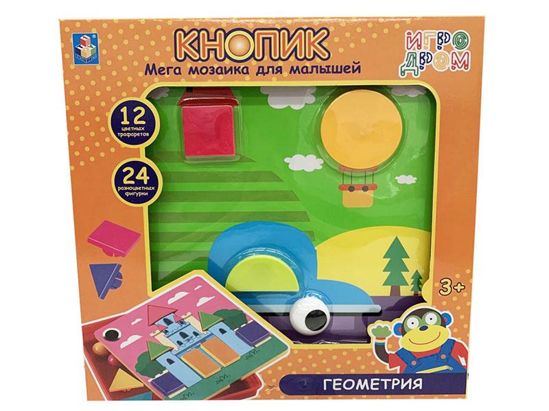 Настольная игра 1Toy Геометрия Т16699