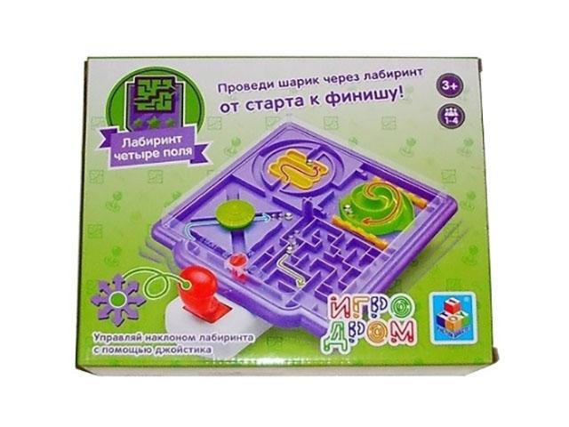 Настольная игра 1Toy Лабиринт Т10821
