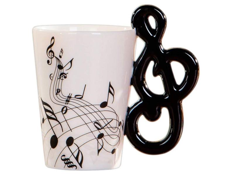 Кружка Эврика Музыкальные инструменты Ключ 99372