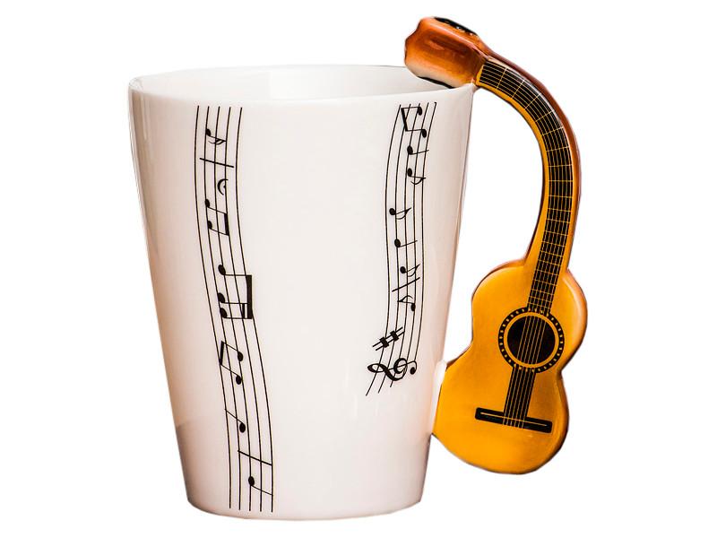 Кружка Эврика Музыкальные инструменты Гитара 4 99373