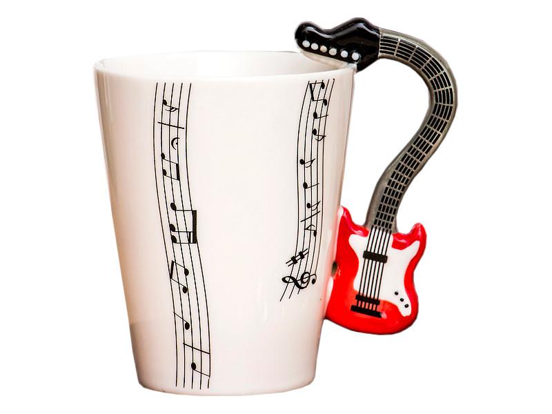 Кружка Эврика Музыкальные инструменты Гитара 5 99374