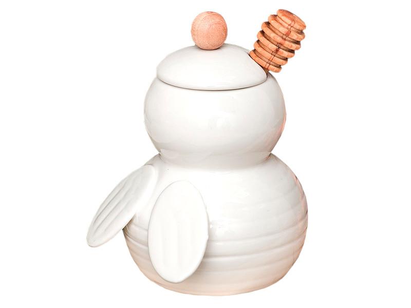 Новогодний сувенир Эврика Банка Пчелка 99376