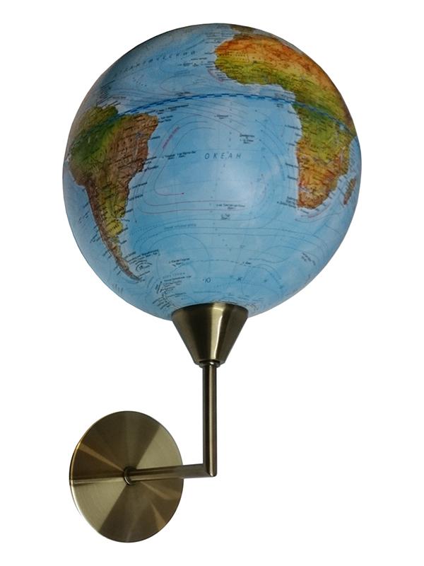 Светильник Глобусный Мир Е14 220V 40018