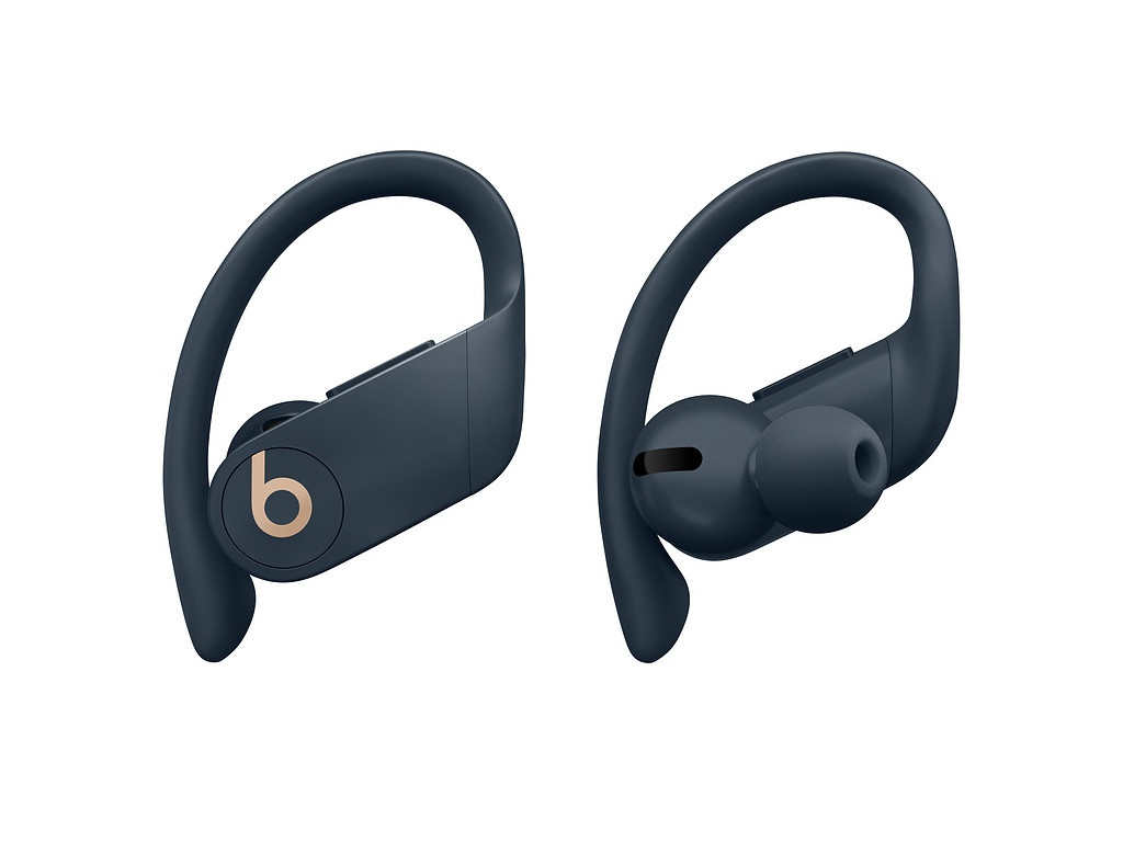 цена на Наушники Beats Powerbeats Pro Totally Wireless Earphones Navy MV702EE/A