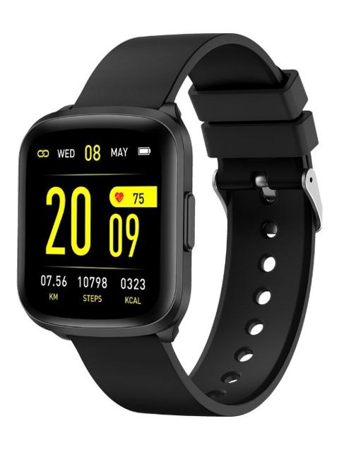 Умные часы KingWear KW03 Black цены онлайн