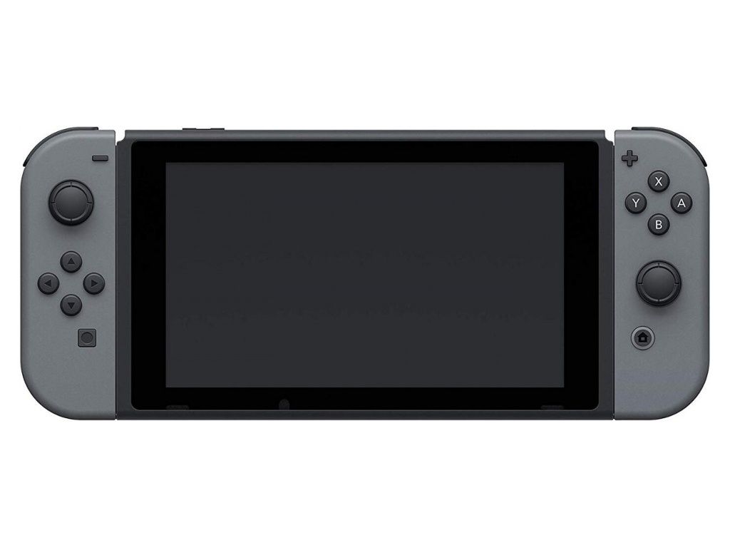 Игровая приставка Nintendo Switch Grey HAD-001-01