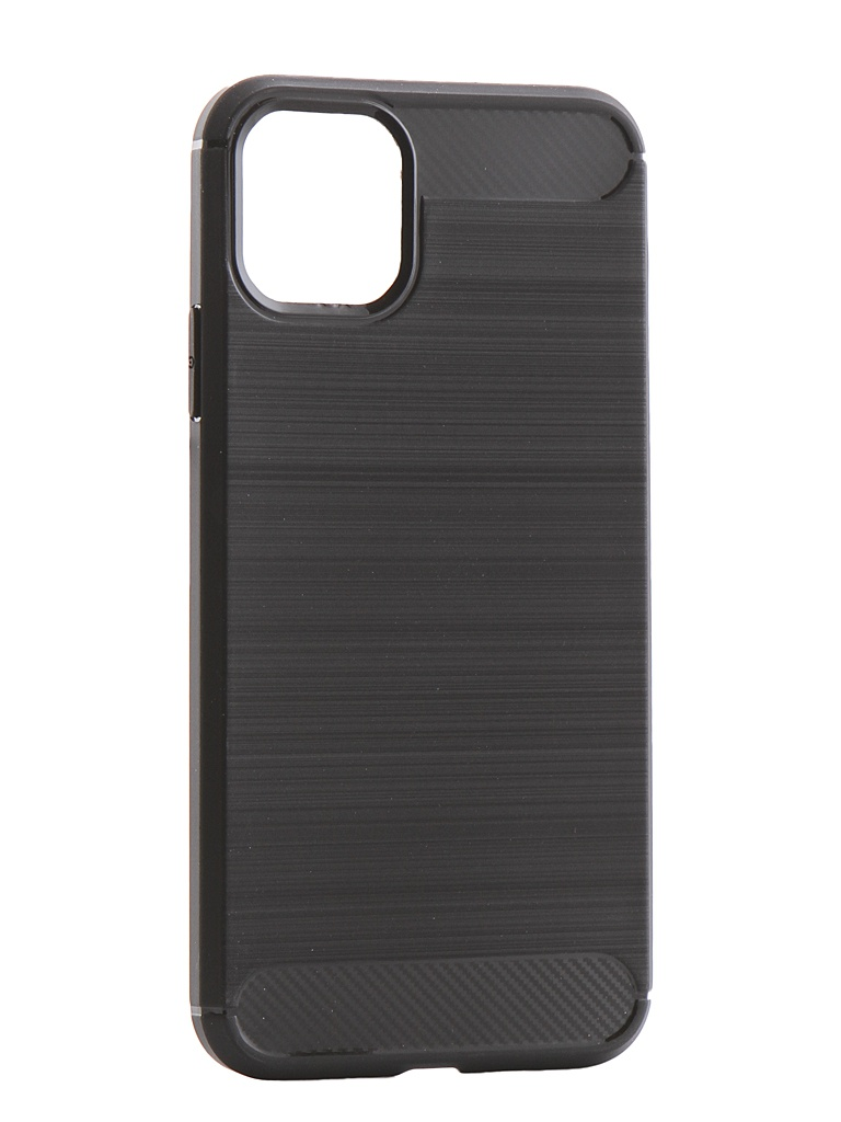 Чехол Zibelino для APPLE iPhone 11 Pro Max Cover Back Elegant Black ZCBE-APL-11-PRO-M-BLK