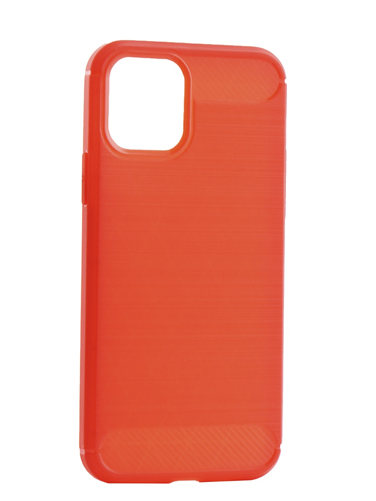 Чехол Zibelino для APPLE iPhone 11 Pro Cover Back Elegant Red ZCBE-APL-11-PRO-RED