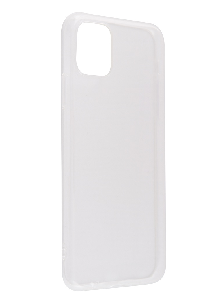 Чехол Zibelino для APPLE iPhone 11 Pro Max Ultra Thin Case Transparent ZUTC-APL-11-PRO-M-WHT