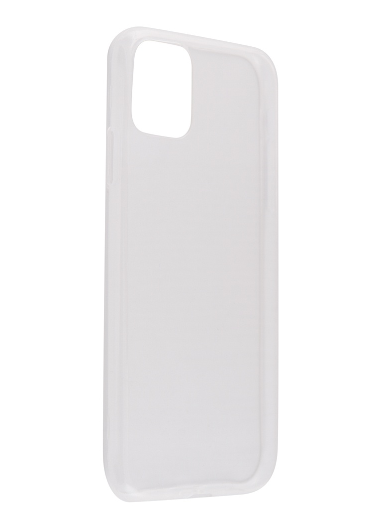Чехол Zibelino для APPLE iPhone 11 Ultra Thin Case Transparent ZUTC-APL-11-WHT