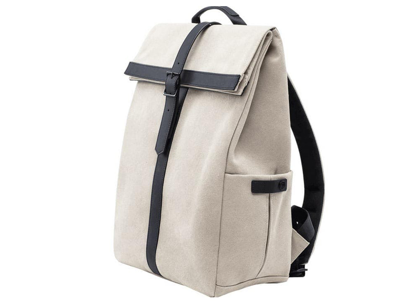 цена на Рюкзак Xiaomi 90 Points Grinder Oxford Casual Backpack White