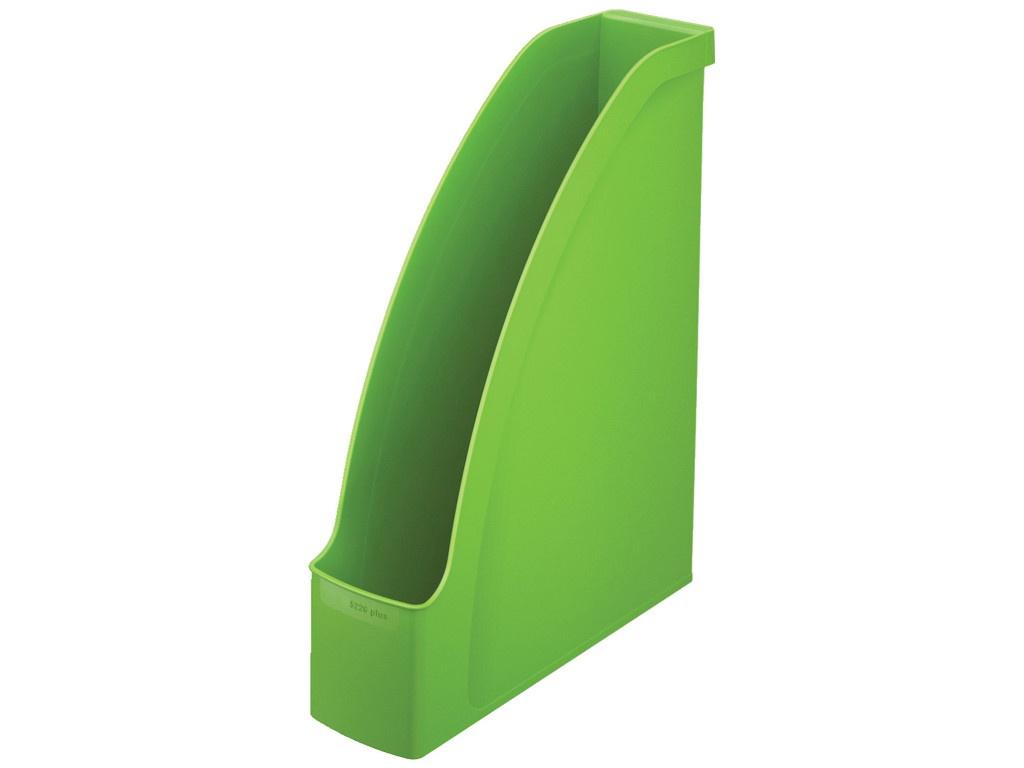 Лоток вертикальный Leitz Plus Green 24760050