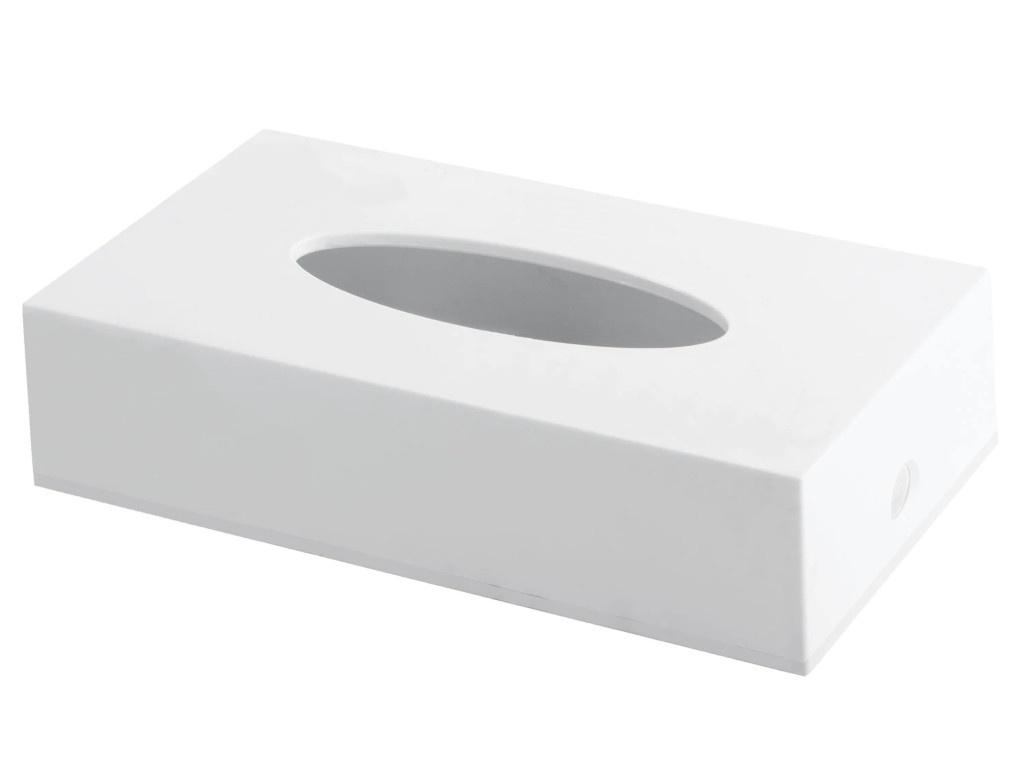 Дозатор Лайма White для косметических салфеток 605392