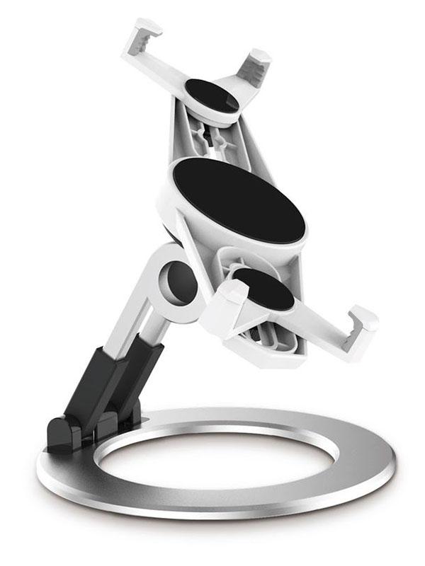 Аксессуар Кронштейн iTECHmount ShowPad19 White-Black кронштейн на стену itechmount lcd123 white