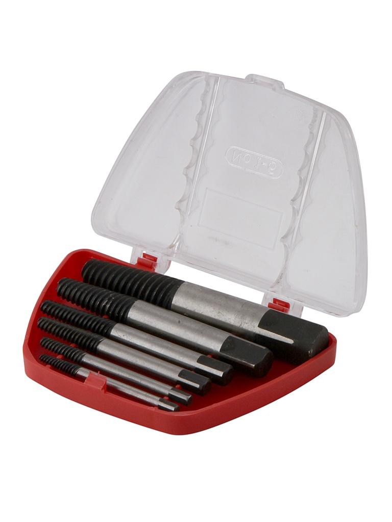 Инструмент Набор экстракторов AV Steel 3-25mm 6 предметов AV-921071