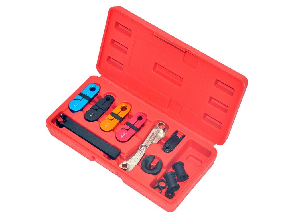 Инструмент Набор для разъединения трубопроводов AV Steel 8 предметов AV-920048